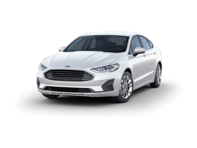New 2019 Ford Fusion SE Sedan in Plantation, FL